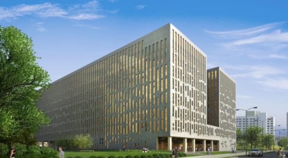 Kuryłowicz & Associates zaprojektowali Silesia Star, a Budimex wybuduje