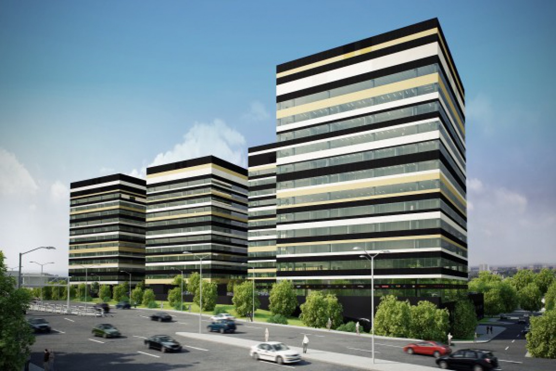 Medusa Group autorem projektu Silesia Business Park