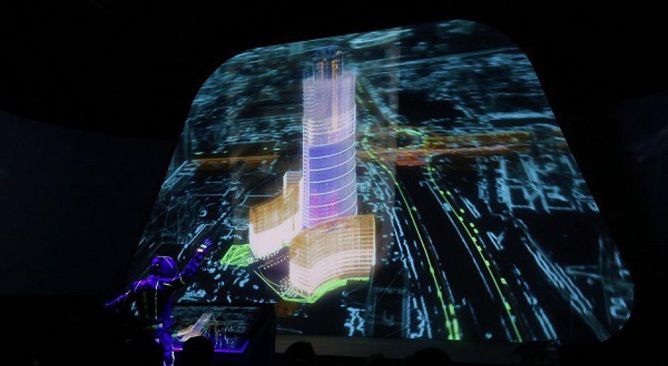 Warsaw Spire - najwyższy budynek w Warszawie