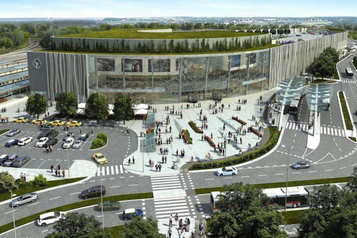 Zintegrowane Centrum Komunikacyjne dla Olsztyna
