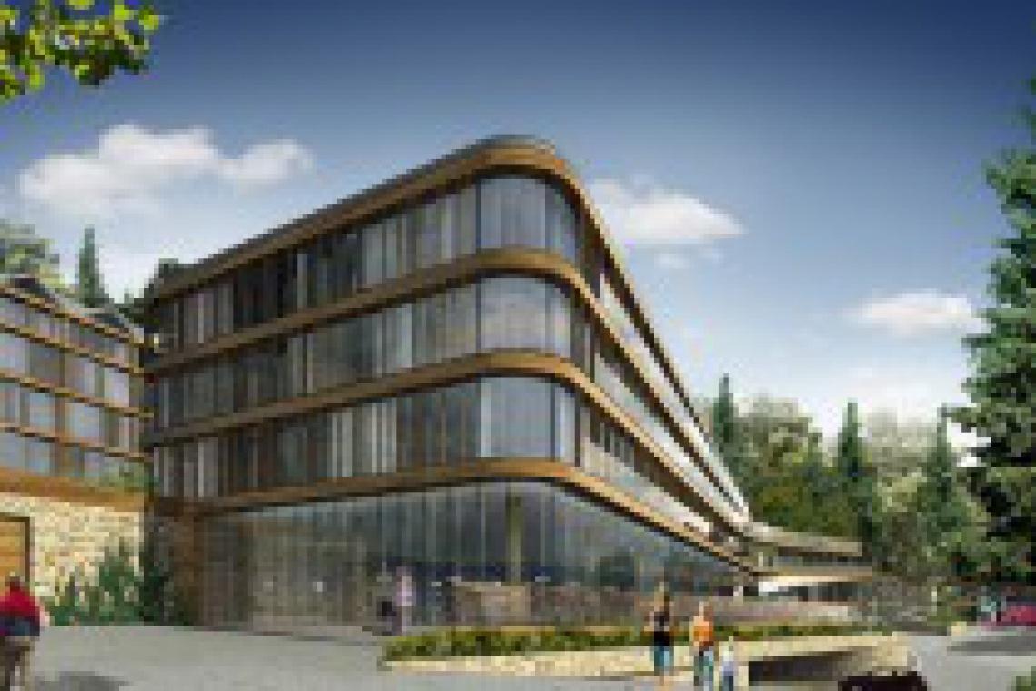 KM Rubaszkiewicz zwycięża w konkursie na projekt hotelu
