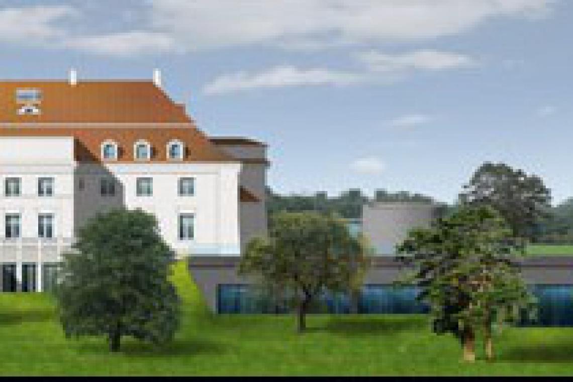 Pałac w Kujawsko-Pomorskiem zmieni się według projektu Atelier 3 Girtler & Girtler
