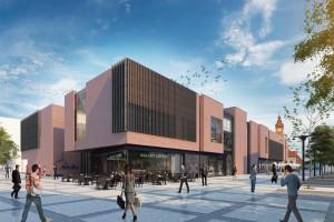 Galeria Rynek w Lublinie z projektem Ozone