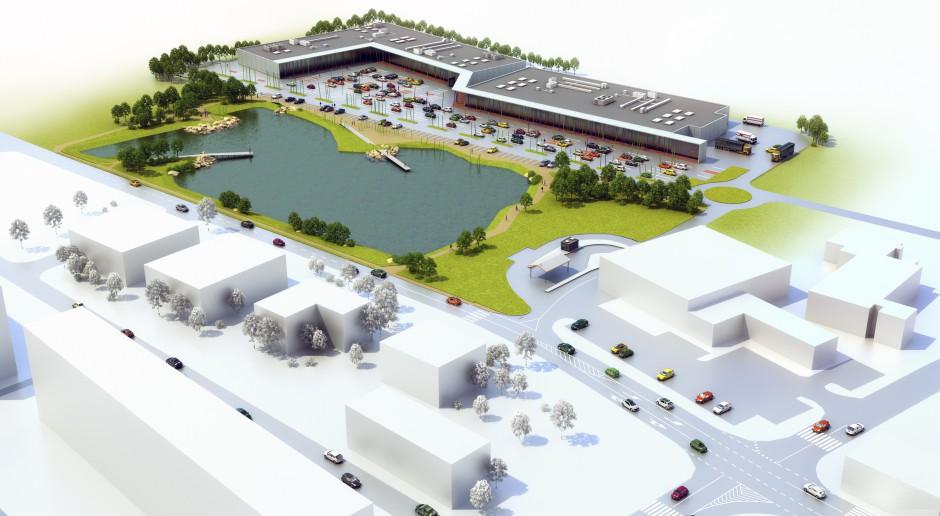 Nowa galeria handlowa powstaje w Knurowie