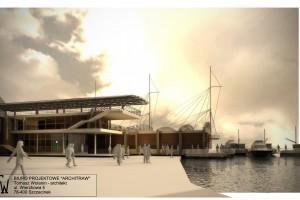 Centrum Edukacji Ekologicznej z prostotą Architraw