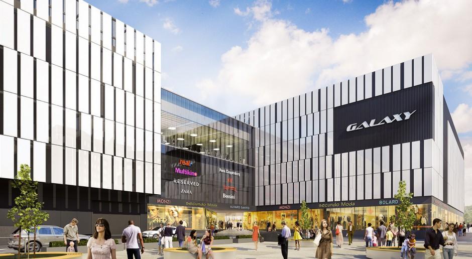 CH Galaxy w Szczecinie od Open Architekci na miarę XXI wieku