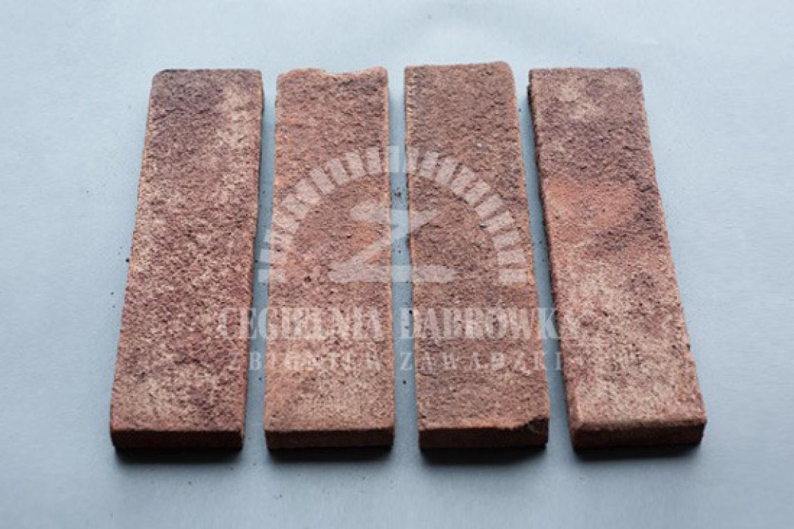 Nowy wzór płytki ceglanej z Cegielni Dąbrówka