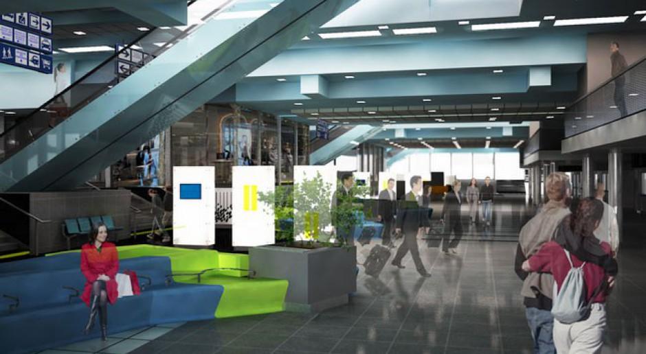 Zespół Agencji Architektonicznej Centrum dla PKP w Krakowie