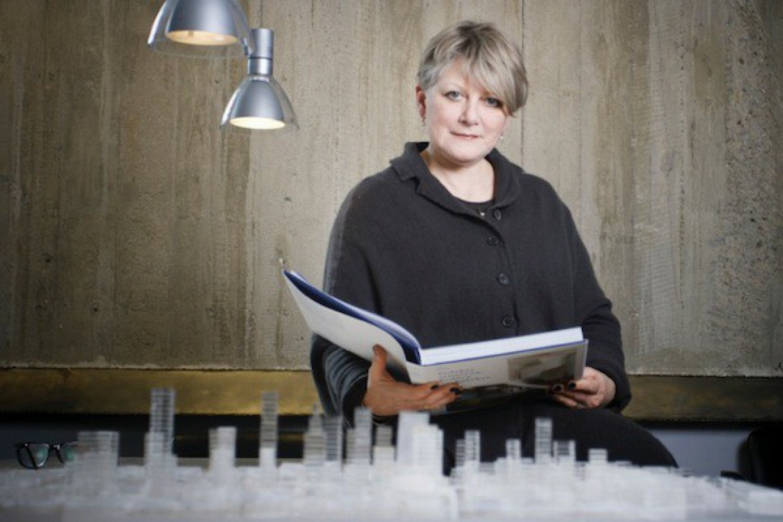 Ewa Kuryłowicz: Już nie buduje się na wieczność