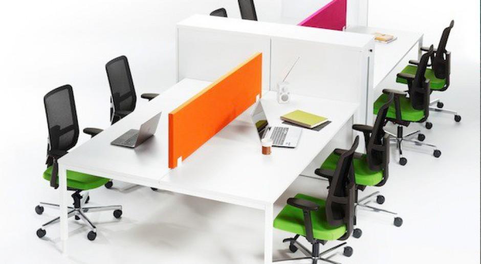 Podzielą przestrzeń i wyciszą biuro