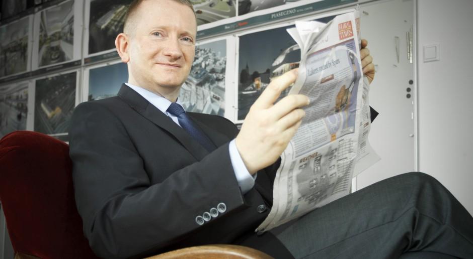 Tryzybowicz: Jestem dumny, że polscy architekci osiągają sukcesy