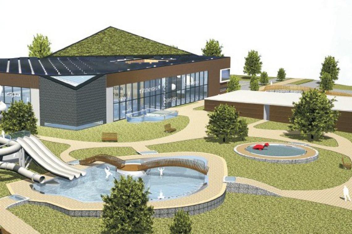Kornas jednak nie zaprojektuje Wodnego Centrum Rekreacji w Działdowie