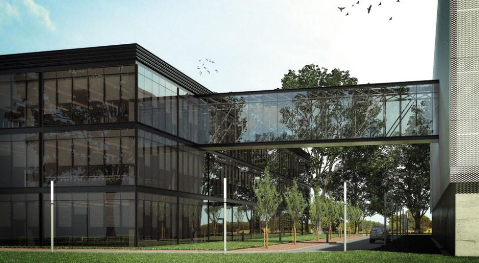Rusza budowa kompleksu CEZAMAT według projektu Dedeco