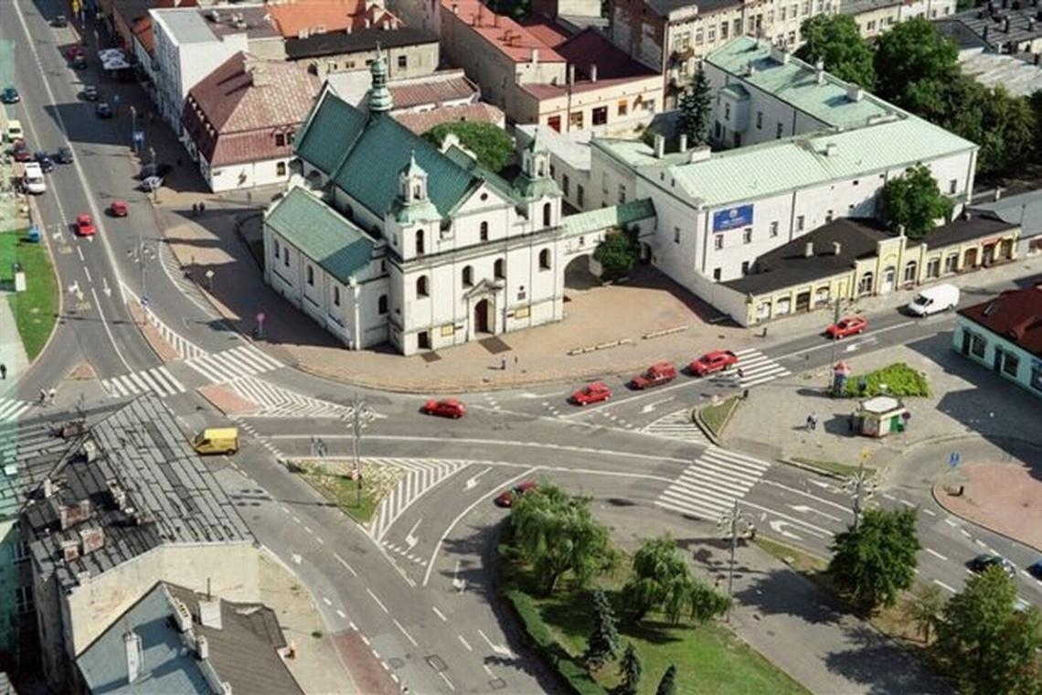 Kompleks dawnego klasztoru w Częstochowie odzyskał blask