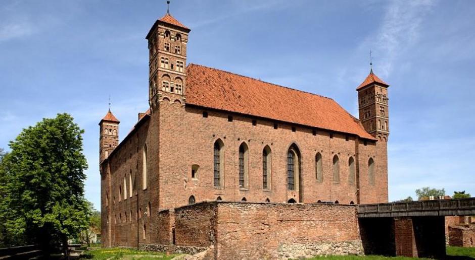 13 mln zł na renowację lidzbarskiego zamku
