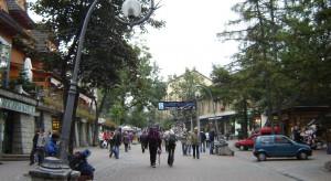 Władze Zakopanego szykują rewolucję urbanistyczną Krupówek