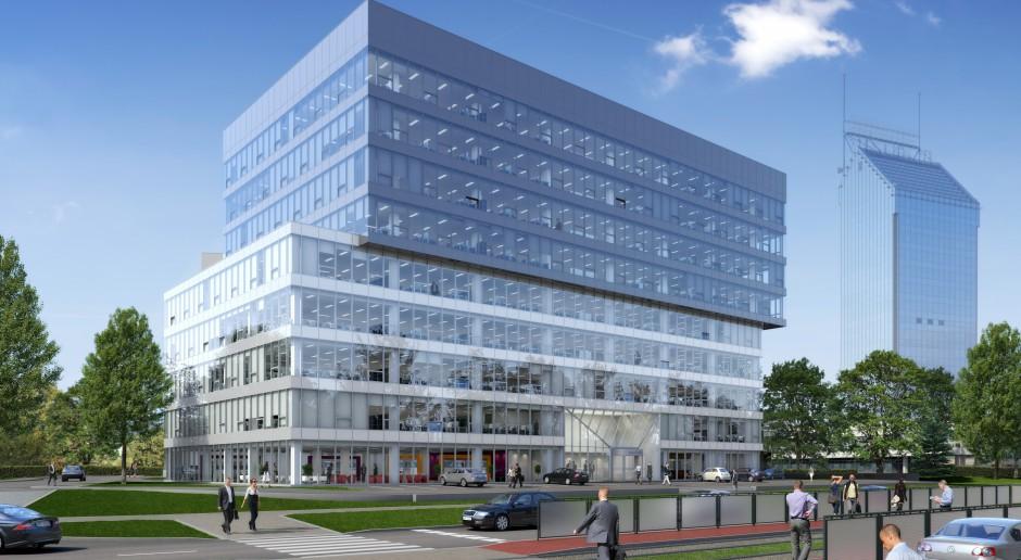 Pracownia UCEES stworzyła projekt nowego biurowca w Krakowie