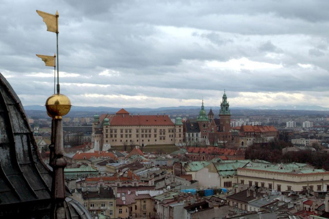 Małopolskie ratowanie zabytków