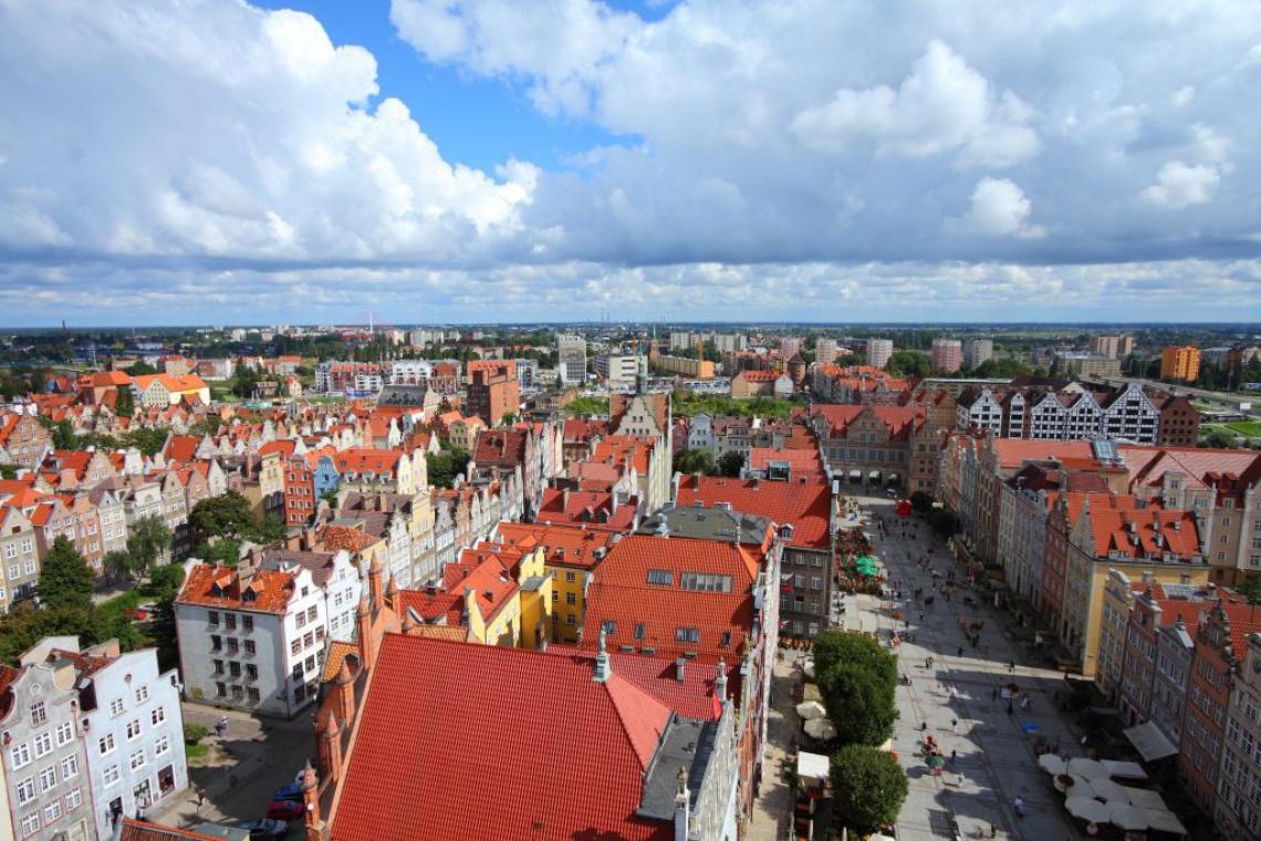 Spacery szlakami stylów architektonicznych w Gdańsku