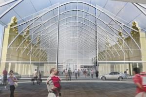 Budowa dworca Łódź Fabryczna wydłuży się
