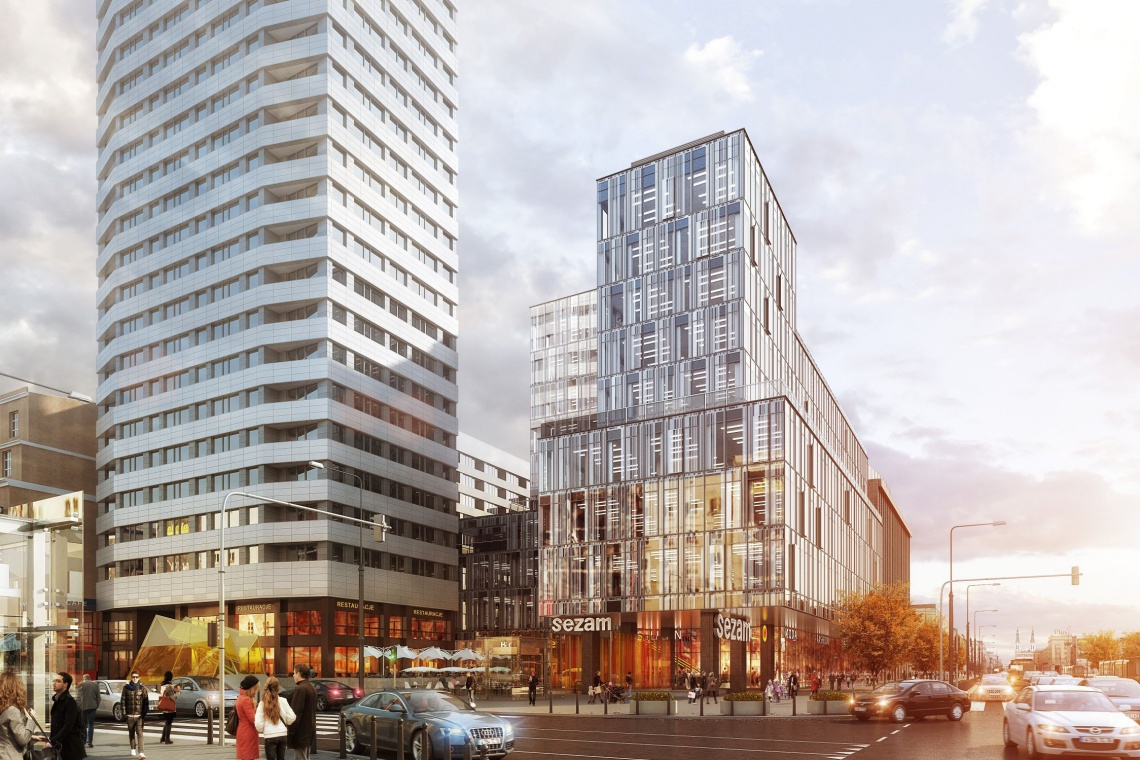 Centrum Marszałkowska – projekt zintegrowany z II linią metra
