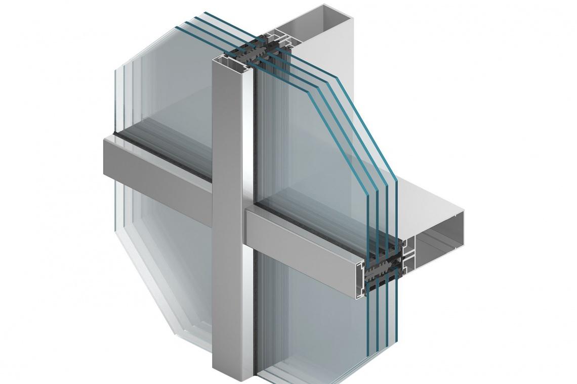 System MB-TT50 - nowa jakość fasad