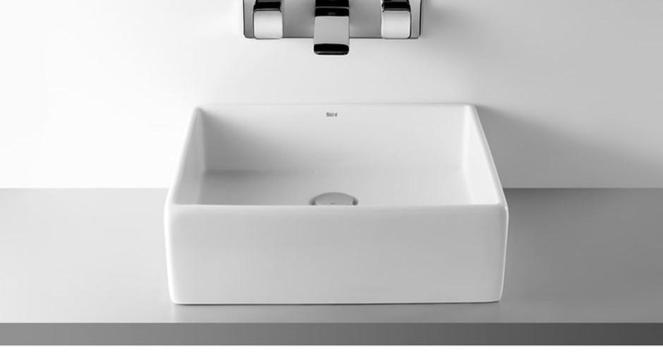 Umywalka nablatowa Sofia - nowość od Roca