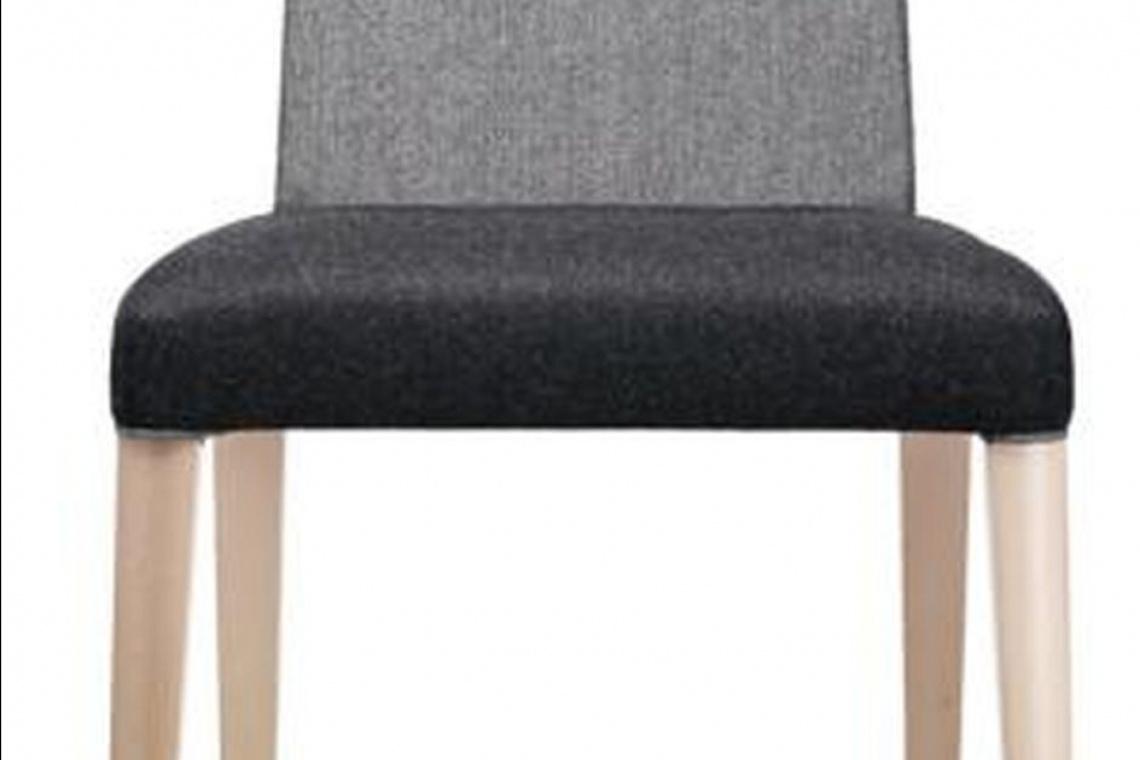 Krzesło tapicerowane Punto, czyli prosty design
