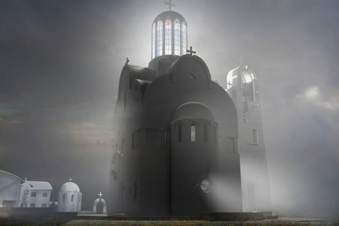 W Moskwie stanie cerkiew projektu architekta z Białegostoku