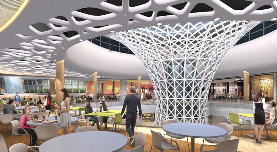 Galeria Mokotów rozbudowuje część gastronomiczną - więcej restauracji i kawiarni