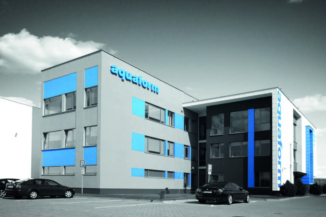 20-lecie Aquaform - producenta armatury łazienkowej