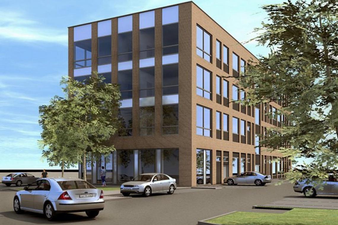 W Szczecinie powstaje biurowiec według projektu WIP i HplusV