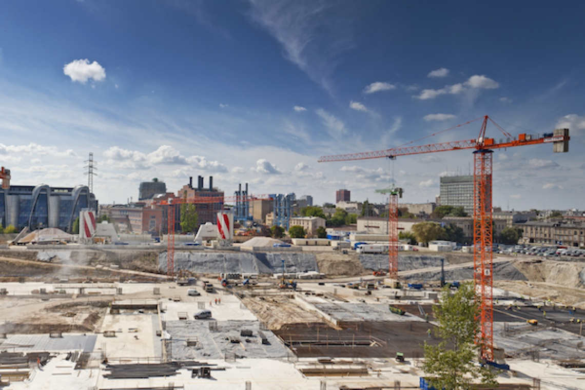 Architekt pozywa miasto do sądu za projekt Nowego Centrum Łodzi