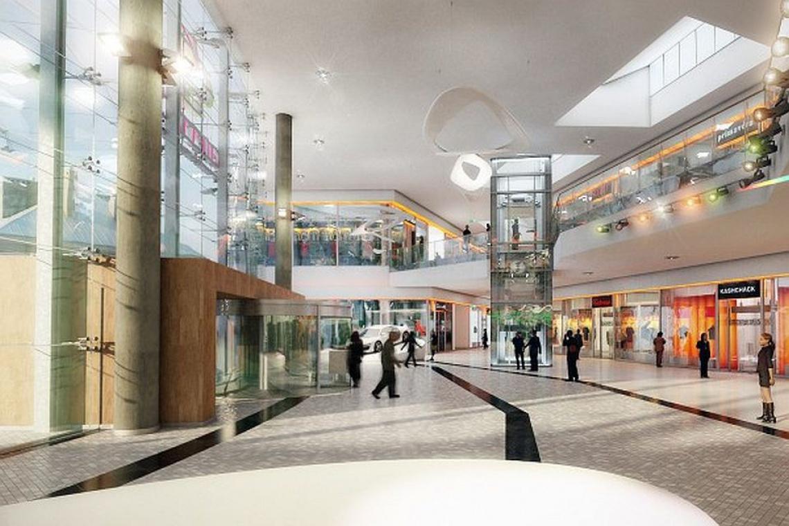 Galeria Siedlce zaoferuje 34 tys. m kw. powierzchni - dużo części wspólnych i restauracje