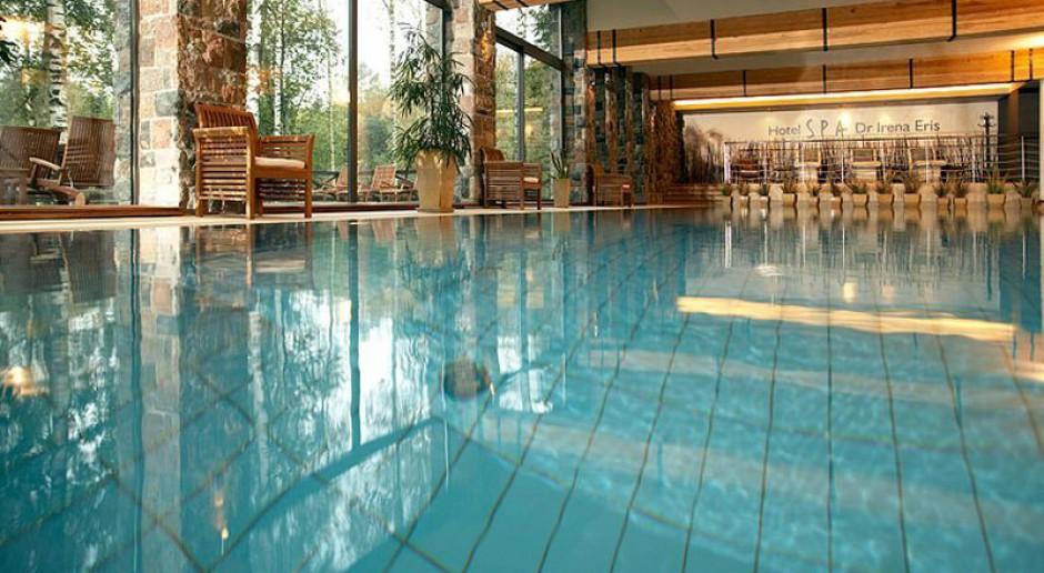 Hotel SPA Dr Irena Eris zaprojektował Atelier 3 Girtler and Girtler