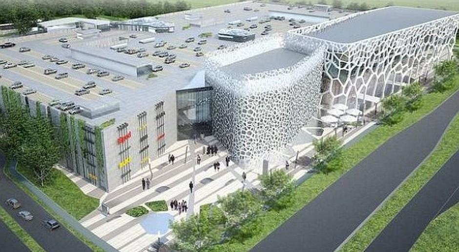 ES-System ma dwie umowy na oświetlenie galerii handlowych w Olsztynie i Stuttgarcie