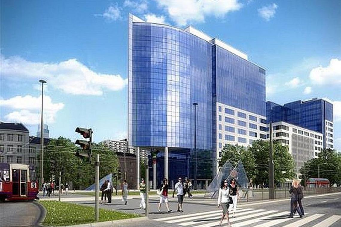 Atrium 1 będzie najbardziej zielonym budynkiem biurowym w Polsce