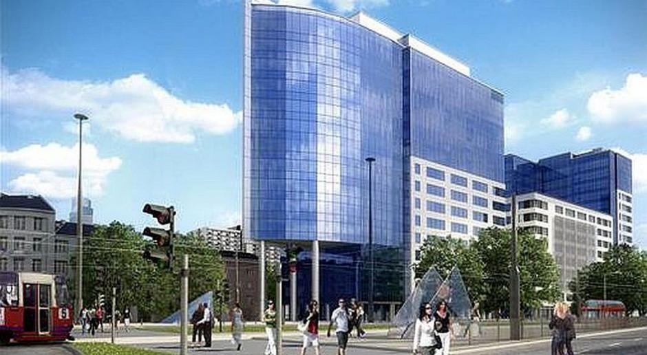 Atrium 1 wyróżniony certyfikatami LEED i Green Building