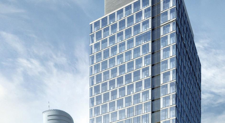 Prime Corporate Center spod kreski SCB i Epstein - kolejny biurowiec na warszawskiej Woli