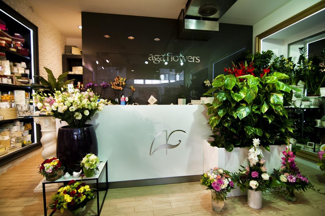Kwiaciarnie jak butiki