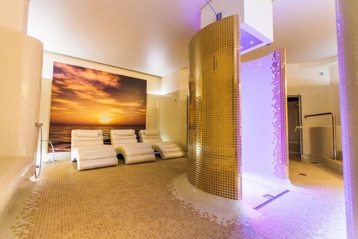 Designerski wystrój hotelu Court Wellness & Spa