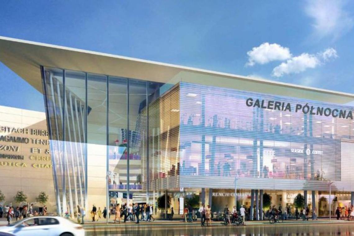 Galeria Północna centrum handlowym nowej generacji