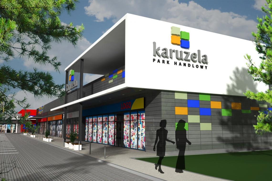 API zaprojektowało, Budrem wybudował - centrum handlowe w Turku gotowe