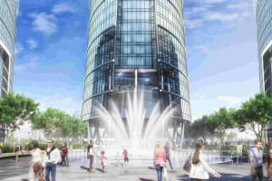Warsaw Spire to największe wyzwanie dla Ghelamco