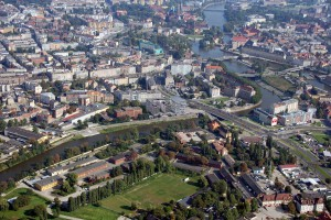 Wrocław: Biurowiec Dubois 41 wg projektu Maćków
