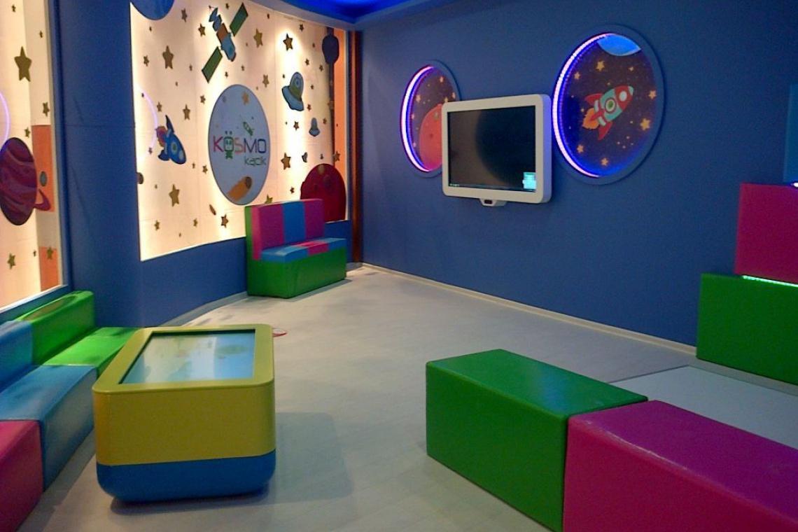 Aduma projektuje interaktywny plac zabaw w CH Platan