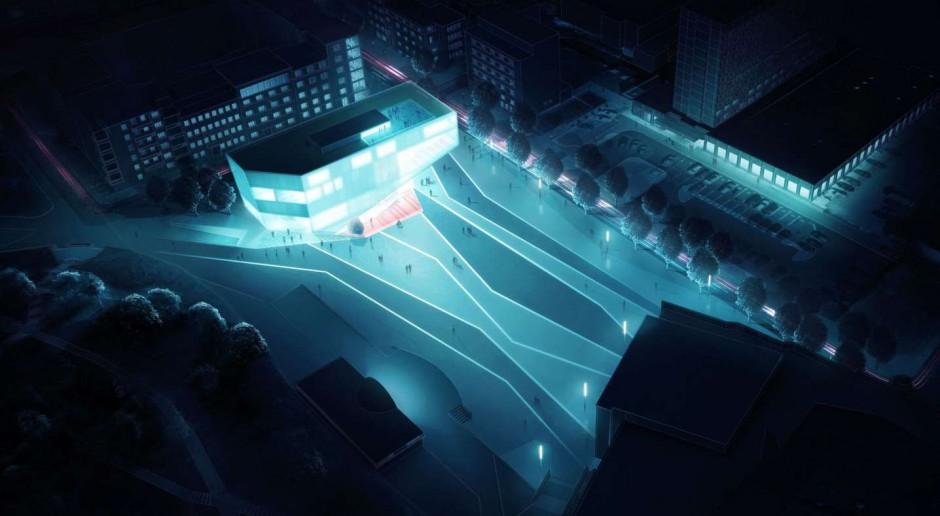 Rusza budowa Gdyńskiej Szkoły Filmowej na podstawie koncepcji Arch-Deco