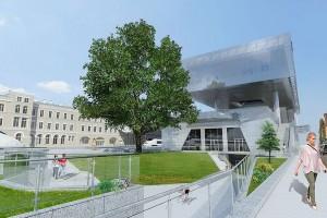 Allplan z koncepcją dworca kolejowego w Bydgoszczy