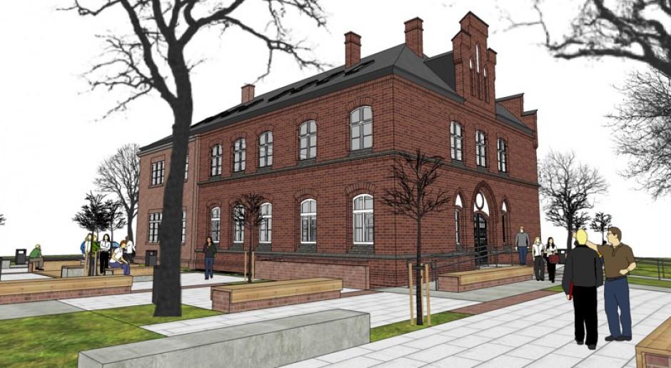 Portal-PP zmienia byłe koszary w centrum badawcze