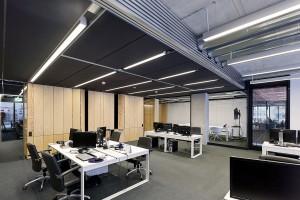 Kultowy już biurowiec Pixel dla Allegro okiem jego architekta